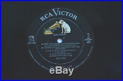 ELVIS PRESLEY LPM-1254 RCA Victor Mono ORIGINAL 1st pr 3S/1S Vinyl LP 1956 VG+