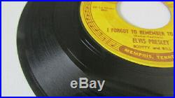 ELVIS PRESLEY MYSTERY TRAIN RARE 1st Press 1955 SUN LABEL 223 ROCKABILLY 45