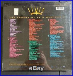 ELVIS PRESLEY NASHVILLE TO MEMPHIS RARE 1993 RCA/BMG RELEASE Sealed 6 LP BOX SET