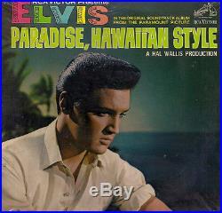 ELVIS PRESLEY NEW SEALED MONO Paradise Hawaiian Style ORIG 1966 US RCA LP