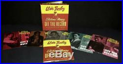 ELVIS PRESLEY OFF THE RECORD 5 CD BOXSET New & Sealed