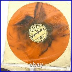 ELVIS PRESLEY Original Elvis songs 5 record set NM 78 rpm COLORED SUN 10