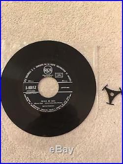 Elvis Presley Rare Original Spanish Vinyl 45 Hound Dog / Don't Be Cruel