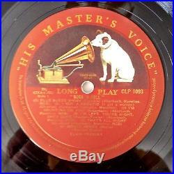 ELVIS PRESLEY ROCK'N' ROLL LP 1956 UK HMV 1st PRESSING EX+ CLP 1093