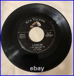 ELVIS PRESLEY Rare 1956 Triple Gatefold Promo SPD-23 3 Record Set Excellent