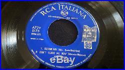 ELVIS PRESLEY Rca Italiana EPA 4041 ITALY PRESS I NEED YOU SO (BLUE LABEL)
