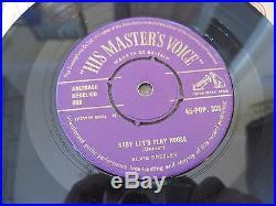 ELVIS PRESLEY Rip It Up 1957 GOLD HMV FIXED CENTRE superb EX+