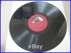 ELVIS PRESLEY Rock'N' Roll 1956 HMV FULLY LAMINATED superb EX