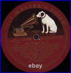 ELVIS PRESLEY Rock N Roll No 2 LP VINYL UK His Masters Voice 1957 12 Track Vinyl