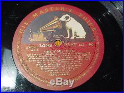 ELVIS PRESLEY -Rock'N' Roll No 2 -original UK MONO LP -His Master's Voice