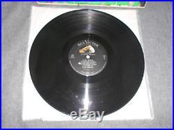 ELVIS PRESLEY S/T ORIGINAL, 1956 FIRST PRESSING LP RCA Self Titled