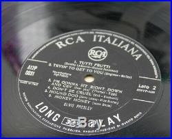 ELVIS PRESLEY SAME OMONIMO 1956 1° Stampa Italiana RCA A12P 0031