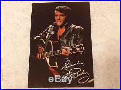 ELVIS PRESLEY SINGER PRESENTS 1968 RCA PRS-279 SEALED With2 PHOTOS & POSTCARD