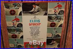 Elvis Presley Spinout Lp Sealed New Original Mono Press Lpm-3702 Stock Copy
