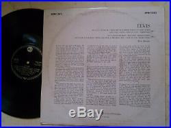 ELVIS PRESLEY Same PHANTASTIC GERMAN RCA MONO LPM-1382 ORIGINALVINYL NM