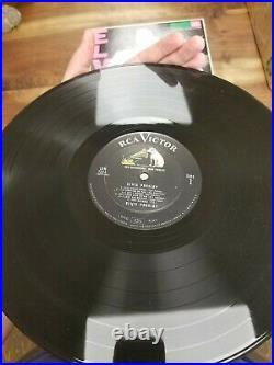 ELVIS PRESLEY Self Titled 1st LP 1956 NM/MINT Original LPM-1254 RARE
