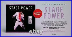 ELVIS PRESLEY Stage Power vol. 2 6-CD Set 12 cover PRE ORDER