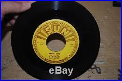 ELVIS PRESLEY Sun Records 223 Mystery Train/ I Forgot To Remember To Forget