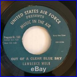 ELVIS PRESLEY Surrender United States Air Force Music In The Air No. 159 45