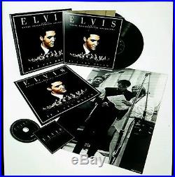 ELVIS PRESLEY & THE ROYAL PHILHARMONIC ORCH. IF I CAN DREAM LP BOX SET SEALED