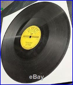 ELVIS PRESLEY That's All Right 78 SUN 209 Rockabilly Original