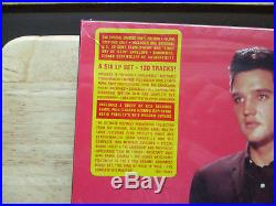 ELVIS PRESLEY The 60's Masters 6 LP Box set PERFECTLY SEALED 10,000 ONLY LTD