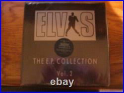 ELVIS PRESLEY-The EP Collection Volumes 1 & 2 22 Total EPs BRAND NEW