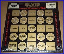 ELVIS PRESLEY The Other Sides Worldwide Gold Award Hits V. 2 RCA LPM-6402 SEALED