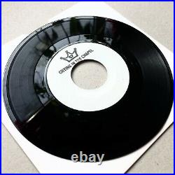 ELVIS PRESLEY & The Wailers Crying In The Chapel / In The Ghetto STU001 RARE