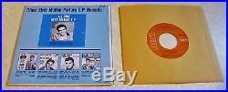 ELVIS PRESLEY Tickle Me RCA EPA 4383 5 Song EP RARE Orange Label EX