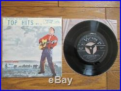 ELVIS PRESLEY Top Hits Vol. II 2 JAPAN EP EP-1237 Vinyl Cover Poly-Lined Sleeve