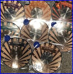 ELVIS PRESLEY US EP COLLECTION 1 2 3 4 5 6 7 8 All 8 X 10 Picture Disc Vinyls