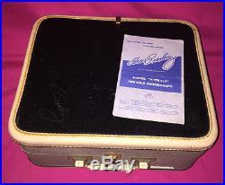 Elvis Presley Vintage Rca Victor Record Player Victrola 7-ep-2 Model Rare