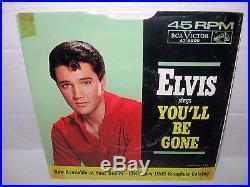 ELVIS PRESLEY do the clam 7 45RPM ask for sleeve RARE rca 47-8500 vinyl USA