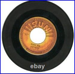 ELVIS PRESLEY on SUN RECORDS #223 MYSTERY TRAIN