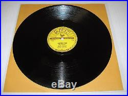 ELVIS PRESLEY sun record company 5x10 lot 78RPM singles 209 210 215 217 223 org
