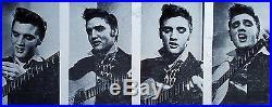 ELVIS PRESLEY1st ALBUM (RCA LPM-1254)ULTRA-RARE'56 RCA MONO LPDGSTUNNING