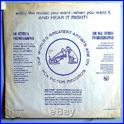 Elvis Presleysecond Album (lpm-1382)ultra-rare Orig'56 Rca Mono Lp1s/1smint