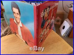 EXCELLENT 1s / 1s Elvis Presley ELVIS' CHRISTMAS ALBUM LOC-1035