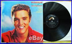 EXCELLENT 1s / 1s Elvis Presley For LP Fans Only LPM-1990