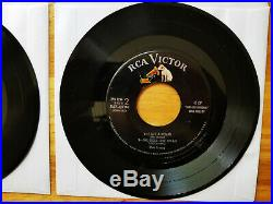 EXCELLENT 2 EP SET EPB-1254 Elvis Presley ELVIS PRESLEY WITH TIGHT SEAMS