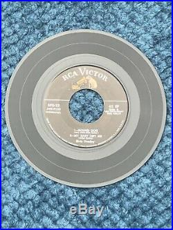 EXTREMELY RARE Elvis Presley SPD-23 Original 1956 3-45rpm EP Set in VG Condition