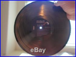 Elvis AFL1-2428 Moody Blue BROWN VINYL in shrink. NM/NM. Released in 1977