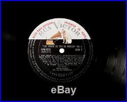 Elvis ARGENTINA 100,000,000 DE ADMIRADORES PROMO Lp A MONSTER! Gold Records 2