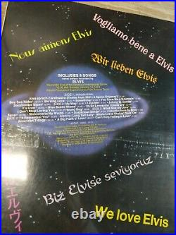 Elvis Aloha From Hawaii Brand New Sealed CPD2 2642 Quadra Disc