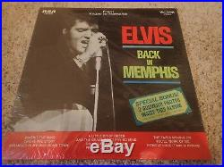 Elvis From Memphis To Vegas/From Vegas To Memphis LSP-6020 MINT in shrink