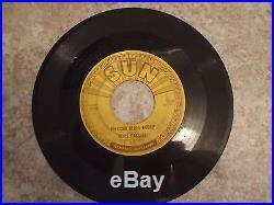 Elvis Presley 1955 ORIGINAL SUN of Milkcow Blues Boogie & You're A Heartbreaker