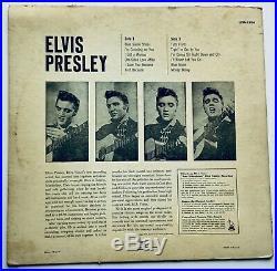 Elvis Presley- 1956 Rarest Version Of The First Album