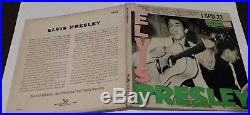 Elvis Presley 1956 Spd 23-cover And 3 Records! Rare