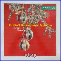 Elvis Presley 1957 Japan LP ELVIS' CHRISTMAS ALBUM LS -5038 Japanese a
